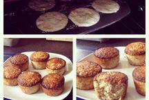slimming world Banana muffins