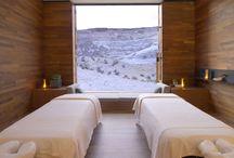 HOTEL: treatment room