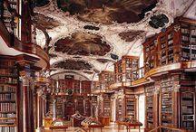 Libraries! / by Reena Haizam