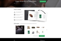 Long form web design / Excellent UVP presentation and balance of images vs text