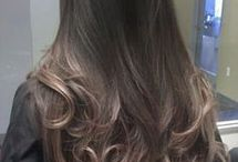 asian hair color