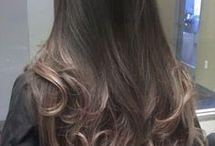 asian hair color