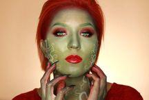 Fringe makeup