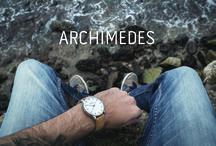 Abaco | Archimedes / Malla intercambiable