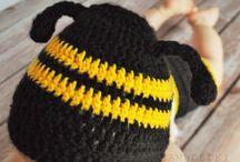 Czapka Pszczółka