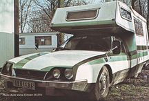 Citroën camping car