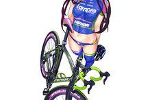 anime bike