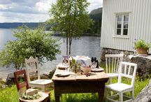 Hus og landskap
