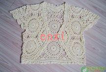 Crochet Boleros / by Chandrayee Biswas
