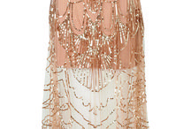 Beaded Dresses and Gowns