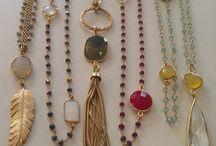 rosario con pietre