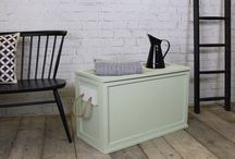 Made by Reloved / Check out some of the furniture made and painted by me :)