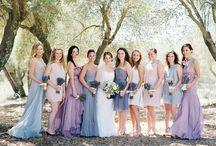 Wedding color inspiration