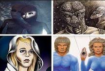 Alien breeds