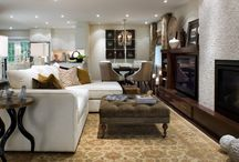Living Room Inspiration / Check out these beautiful living rooms and pull inspiration from them. Sofa Designers can help you make your dream sofa a reality!