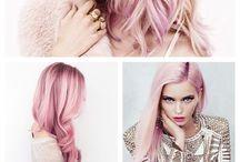 Pink hair for Nóra