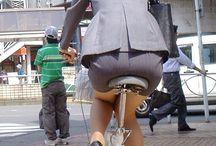 自転車3割増し