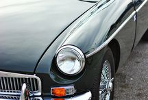 MGB / My two MGB and MGB GT