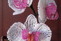 Мy beaded flowers