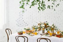 Fall Tablescape / by Studio McGee