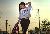 Models / Models art, urban style