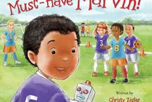 Must-Have Marvin / 2nd book in the Shine Bright Kids series - teaches that people matter more than things. http://shinebrightkids.com/must-have-marvin/