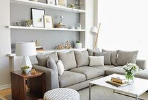 Small living room - Salas pequenas / Small living room - Salas pequenas