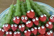 Food activities for children