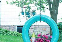 Garden decor / Garden furniture and accessories