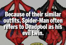 spiderman/deadpool