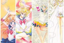 Sailor Moon! / by Rehana Khan