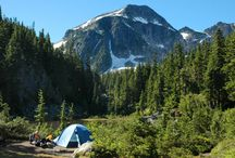 Camping Ideas / Love the great outdoors? Love to go camping and hiking ... here are some ideas to make your adventure more comfortable.