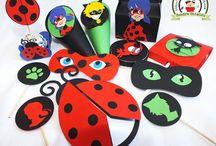 Party Ladybug-Catnoir