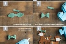 Kids Ornament Ideas / Holiday ornament ideas for kids