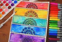 Drawing colors Tumblr