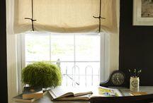 windows and window treatments / by Christine Rental
