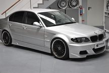 BMW E46 320i Sedan Styling