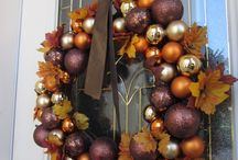 General Holiday Season decoration ideas