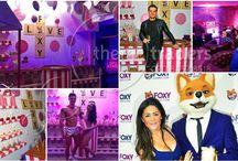 Foxy Bingo Love Shop / Theme Traders created the Love Shop for Foxy Bingo last week....celebrity speed dating #experiential #custommakes #prophire #creativeproduction #foxybingo #loveshop #brandexperience #eventprofs #setdesign #londonevents  18