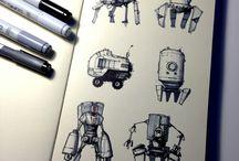 Robots & Vehicles