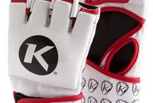Martial Arts / Mixed Martial Gloves are specifically designed for training in both striking and grappling. / by Kimurawear - MMA & Fitness