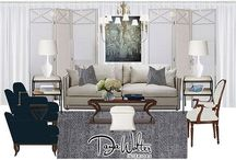 "Family room created by Dana Wolter Interiors for Traditional Home / Family room created by Dana Wolter Interiors for Traditional Home/Ethan Allens ""New Trad"" Aesthetic Special Project Contest.  Dana Wolter Interiors was the winner of this Traditional Home contest based on the design of this Family Room  / by Dana Wolter"