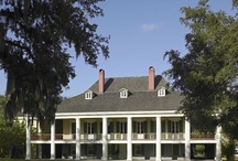 Destrehan Plantation / The wonderful Destrehan Plantation in Destrehan, LA