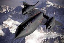 Military aircraft.