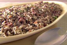 saladas/lentilhas