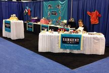 Sargent Art Trade Shows / We're everywhere! If you see us at a trade show, come visit us!