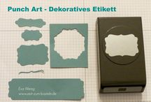 SU dekoratives Etikett