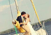 sailing wedding ideas
