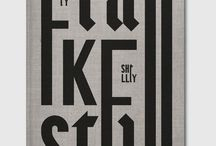 Bold Type - Gothic Typography