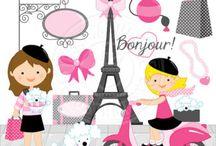 Etiquetas Paris